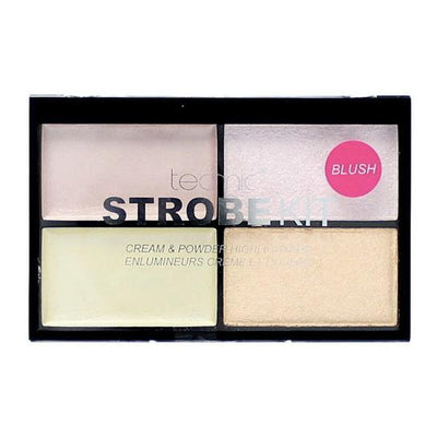 Technic Strobe Kit Cream & Powder Highlighters - Blush