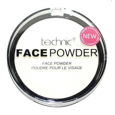 Technic Halloween Face Powder Ghost White