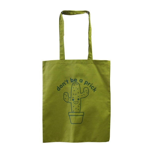 MUOBU Festival Tote Bag - Don't Be A Prick - MUOBU