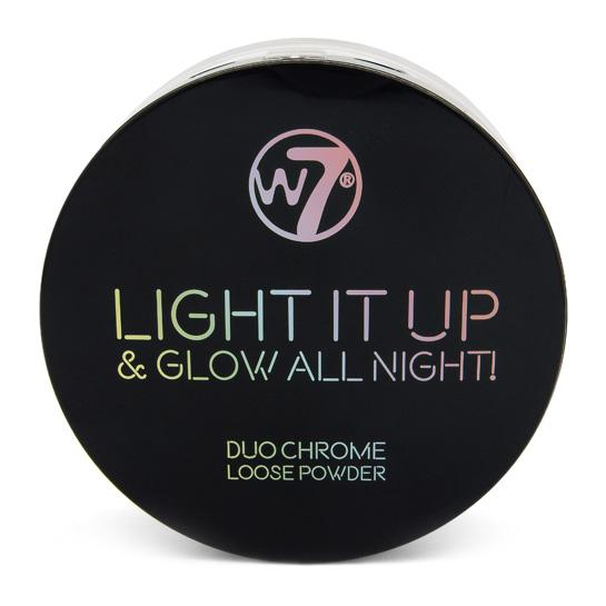 W7 Light It Up & Glow All Night - On Air