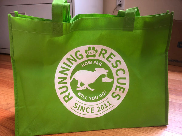 3-Pack of Non-Woven Reusable R4R Bags!!