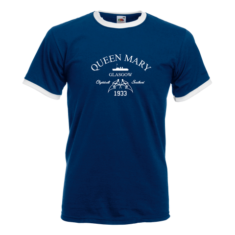 Queen Mary Ringer T-Shirt