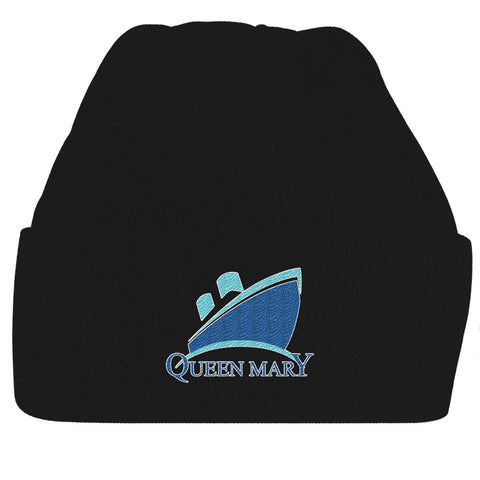 TS Queen Mary Beanie Hat