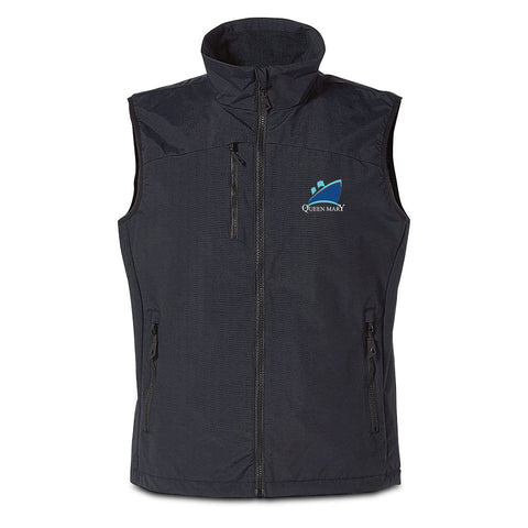Queen Mary Embroidered MUSTO Gilet