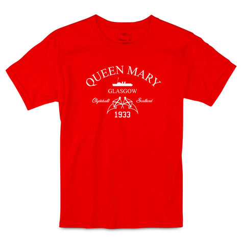 TS Queen Mary Kids T-Shirt