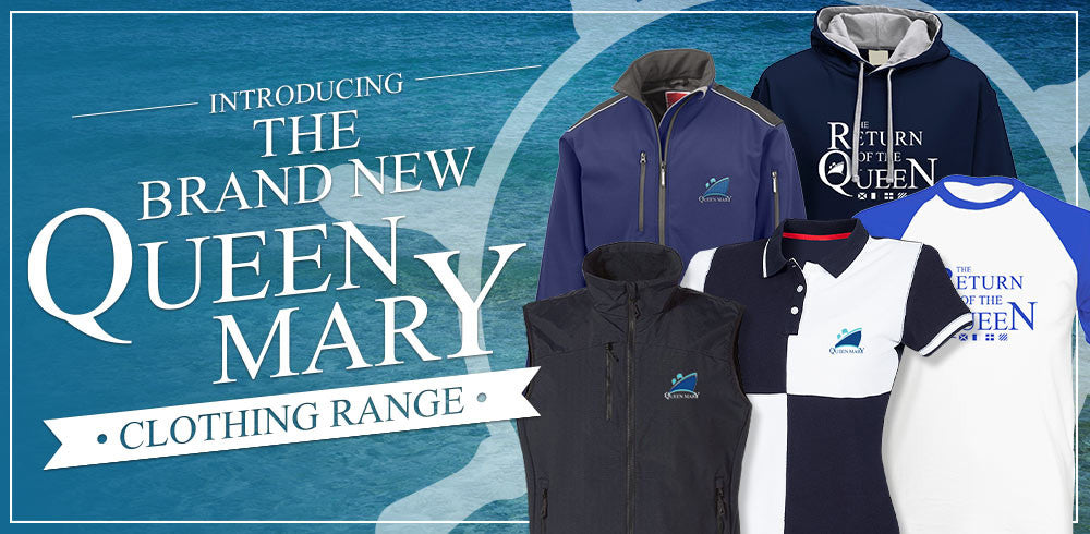 TS Queen Mary Clothing Range