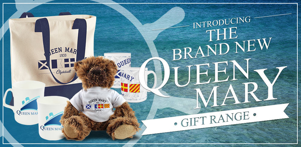 TS Queen Mary Gift Range