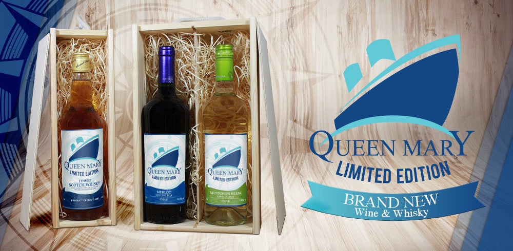 TS Queen Mary Executive Gift Range