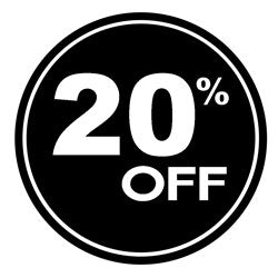 20% off at swiftons