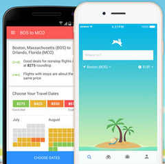 how to use iphone to plan and book a holiday