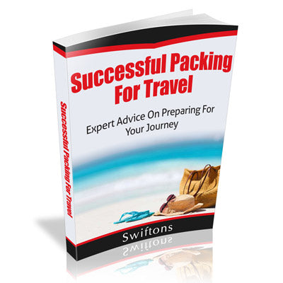 successful packing for travel ebook cover