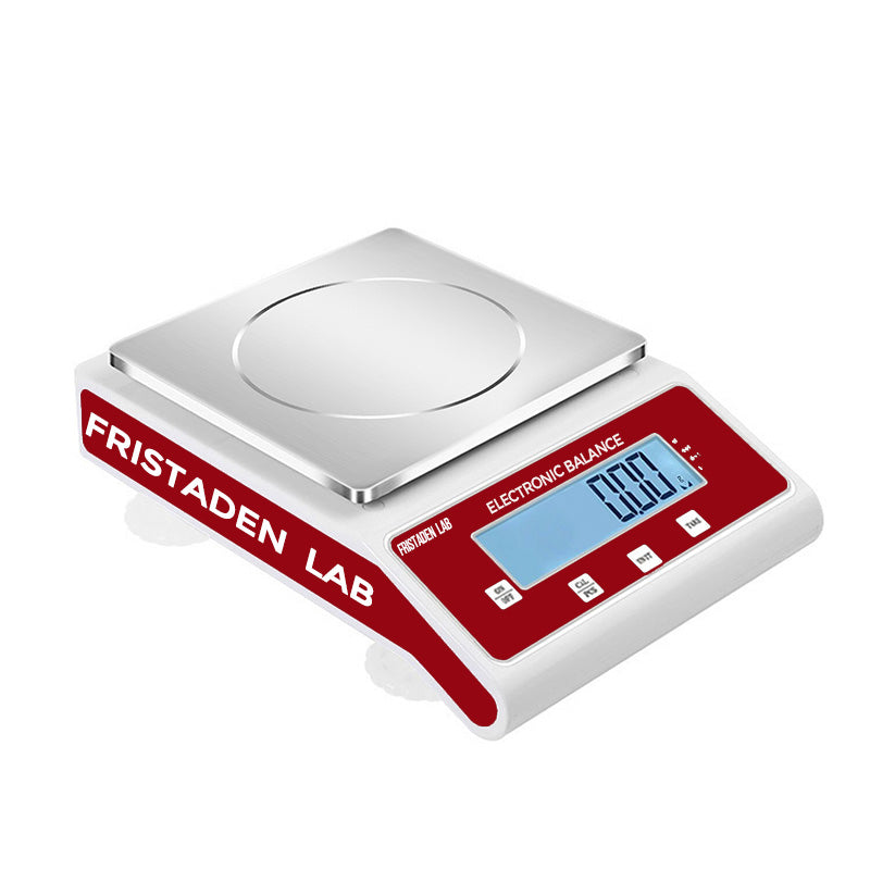 Fristaden Lab Digital Analytical Balance | 3000g x 0.01g - Fristaden Lab