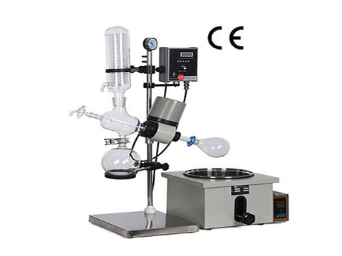 RE-501, Small Volume Vacuum Pharmaceutical Rotary Evaporator For Simple Distillation