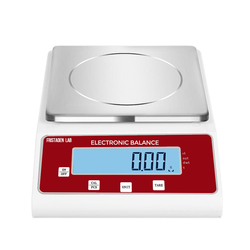 Fristaden Lab Digital Analytical Balance | 2000g x 0.01g - Fristaden Lab