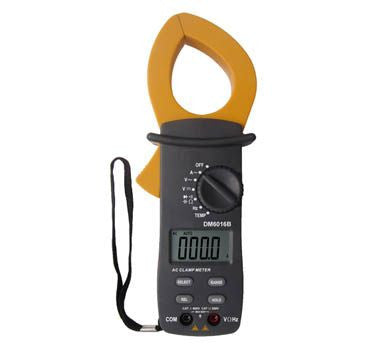 Digital Clamp Multimeter - Fristaden Lab