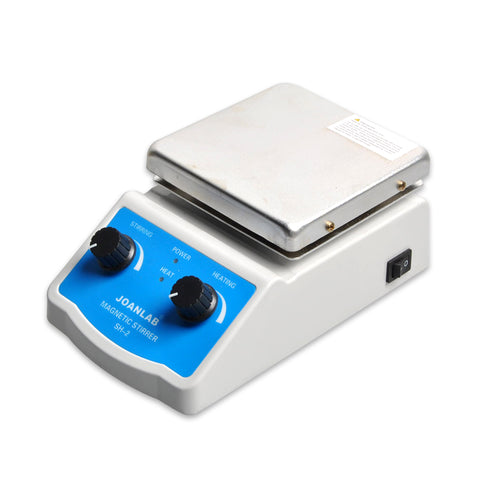 SH-2 Analog Hot Plate Magnetic Stirrer 2,000mL, 350°C, 180W - Fristaden Lab