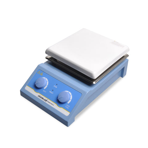 SH-4 Analog Hot Plate Magnetic Stirrer  5L, 380° C, 600W - Fristaden Lab