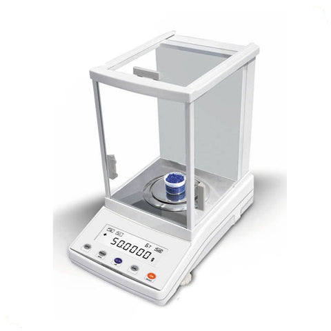 Digital Precision Analytical Balance 210g x 0.1mg (0.0001g) - Fristaden Lab