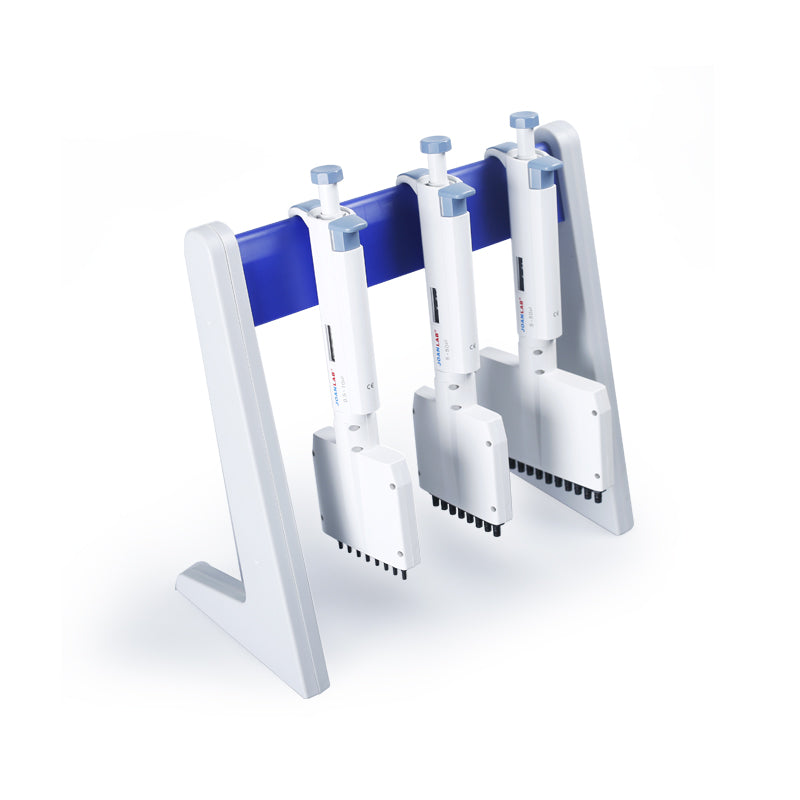 Linear Pipette Stand for 8 Pipettes - Fristaden Lab