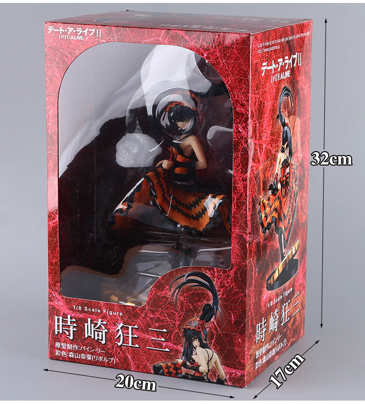 date a live action figure box