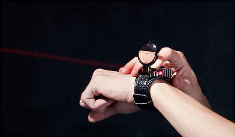 Detective Conan LED Watch - Laser