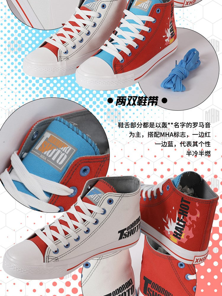 My Hero Academia Shoes