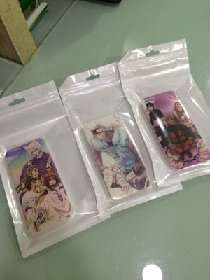 free anime phone case