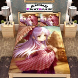 Angel Beats Bedding Sets & Sheets & Blanket | Over 70 Designs