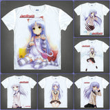 Angel Beats T-Shirts| Men & Women - 6 Designs|B - Anime Print House