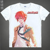 Angel Beats T-Shirts| Men & Women - 6 Designs - Anime Print House