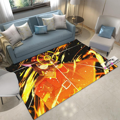 Anime Rug, Konosuba Carpet