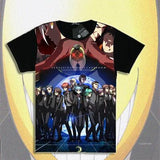 Assassination Classroom Printed T-Shirts