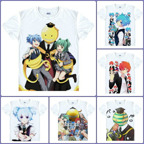 Assassination Classroom T-Shirt | 6 Designs