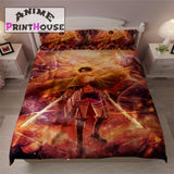 Attack on Titan Blanket & Bedding Set, Levi Ackerman