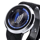 Attack on Titan | Waterproof Touchscreen LED Watch - 10 Models