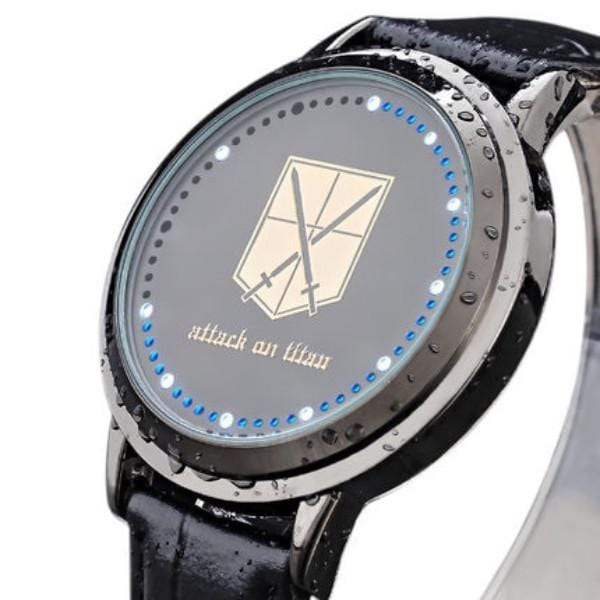 Attack on Titan | Waterproof Touchscreen LED Watch - 10 Models - Anime Print House