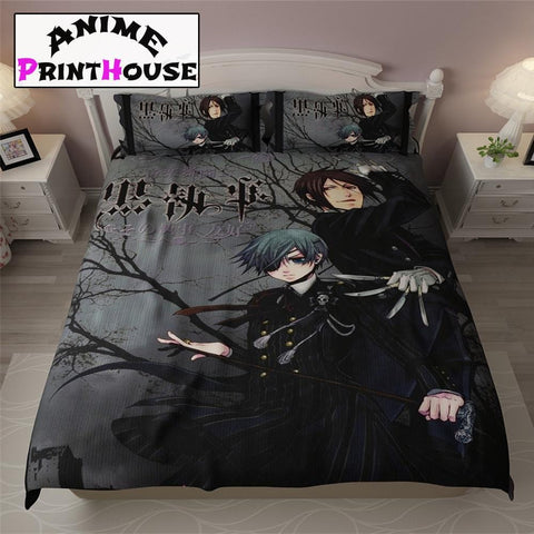 Black Butler Blanket, Bed Sheets & Covers | Over 70 Designs