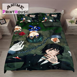 Black Butler Blanket, Bed Set, Bed Sheets | Over 70 Designs