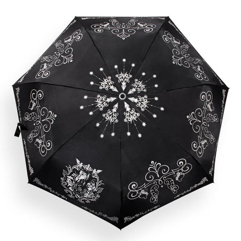 Black Butler Umbrella | Foldable Anime Umbrella