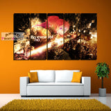 Blue Exorcist Canvas Print Wall Decor | Shura Kirigakure