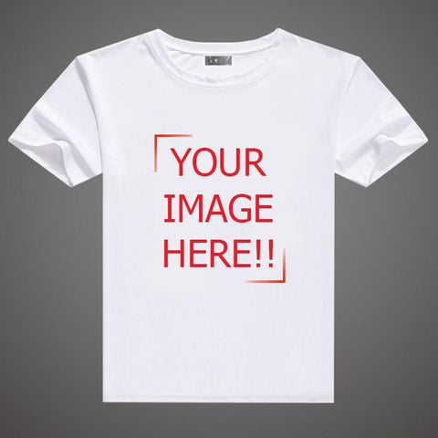 Simple Print Custom T-Shirt | We Print Your Design