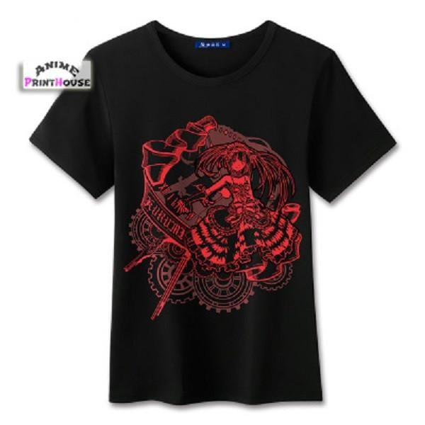 Date A Live Special Edition Embossed T-Shirt