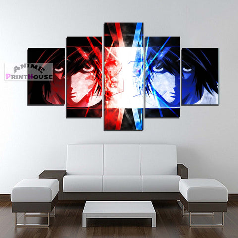 Death Note Canvas Print | Kira