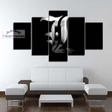 Death Note Canvas Print | The L Word