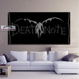 Death Note Logo Canvas Print