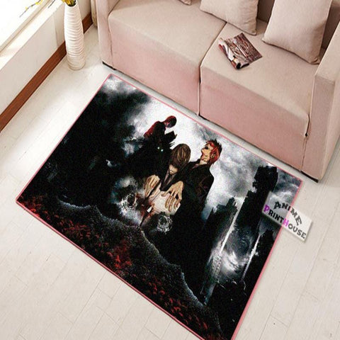 Death Note Carpet & Rug | 2 Designs
