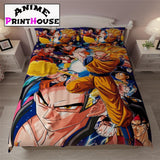 Dragon Ball Bedding Set | Over 100 Design