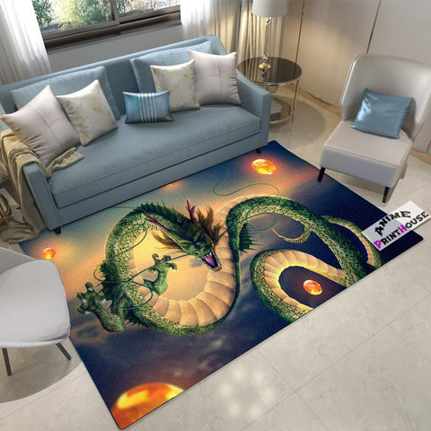 Dragon Ball Z Rug, Shenron Carpet
