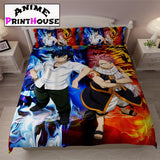 Fairy Tail Bedding Sets & Blanket | Over 70 Designs