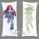 Fairy Tail Body Pillow - Lucy & Erza Dakimaura